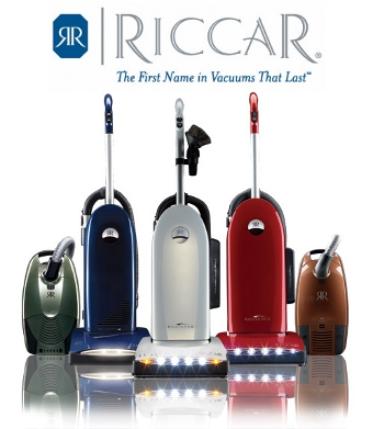 Open Riccar's Webpage