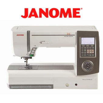 Open Janome's Webpage